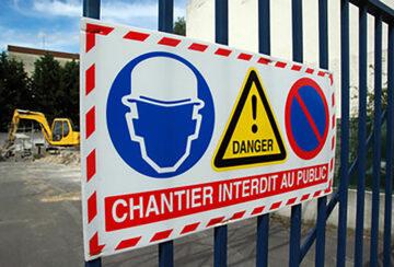 Les panneaux de signalisation des dangers